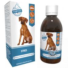 Sirup stres pre psy 200ml, Topvet