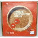 Taniere z pšeničných otrúb 10ks, Biotrem