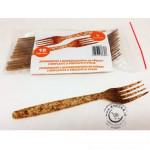 Vidličky z pšeničných otrúb 10ks, Biotrem