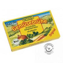 Bio zeleninový vývar - bujón 84g (8 x 10,5g)