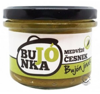 Bujónka - medvedí cesnak 220g