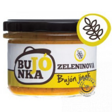 Bujónka - zeleninová 220g