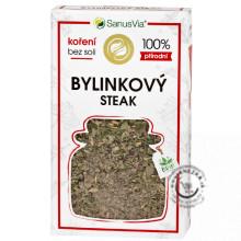 Bylinkový steak BIO 19g, SanusVia