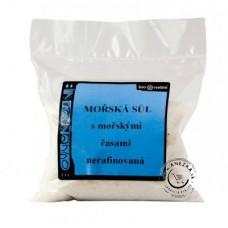 Nerafinovaná morská soľ s morskými riasami 300 g