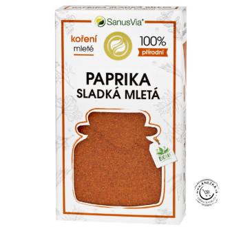 Paprika sladká mletá BIO 47g, SanusVia