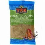 Rímska rasca mletá - rímsky kmín  Whole jeera cumin seed 100 g TRS INDIA