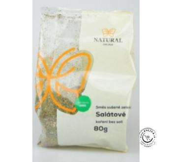 Šalátové korenie bez soli 80g, Natural Jihlava