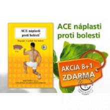 AKCIA 8+1 ACE náplaste proti bolesti (36 náplastí)
