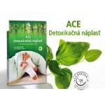 ACE Detoxikačné náplaste / vankúšiky 8ks /