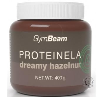 Proteinela Lieskový oriešok 400g, GymBeam