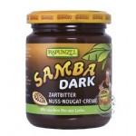 Samba dark-čoko-oriešková nátierka BIO 250 g Rapunzel