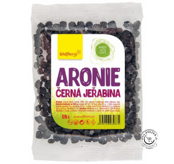 Arónia 50g, Wolfberry