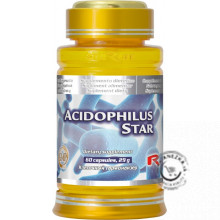 Acidophilus STAR (60 tbl) STARLIFE
