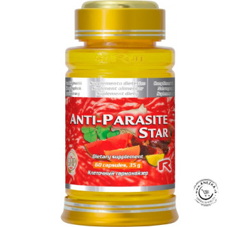 Anti-parasite STAR (60 tbl) STARLIFE