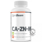 GymBeam Ca-Zn-Mg 60 tab., GymBeam