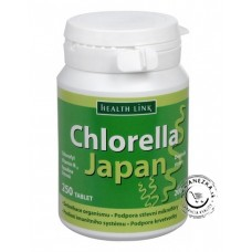 Chlorella Japan 250tbl, Health Link