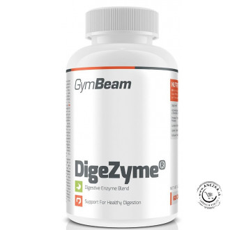 DigeZyme 60kps., GymBeam