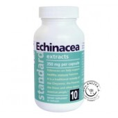 Echinacea 350 mg, 60 kapsúl NATURAL