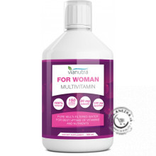 For Woman 500ml, Vianutra