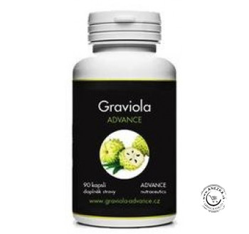 GRAVIOLA - unikátna superpotravina 90kps., Advance Nutraceutics
