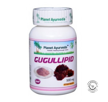 Gugulipid - 60 kapsúl, Planet Ayurveda