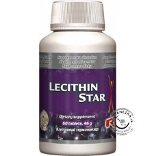 Lecithin 500 (60 tbl) STARLIFE