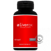 LIVERAX - pečeň 60kps., Advance Nutraceutics