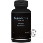 MENACTIVE - hladina testosterónu 60kps., Advance Nutraceutics