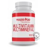 Multivitamín Multiminerál 100 tbl., Warrior