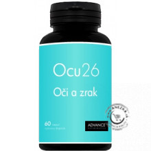 OCU26 - oči a zrak 60kps., Advance Nutraceutics