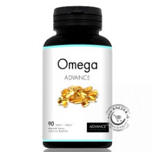 OMEGA ADVANCE - prémiová omega 3 90kps., Advance Nutraceutics