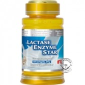 Lactaze enzyme STAR (60 tbl) STARLIFE