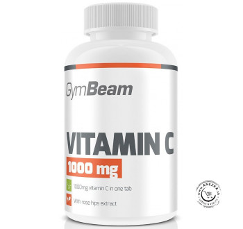 Vitamín C 1000mg 90tbl, GymBeam