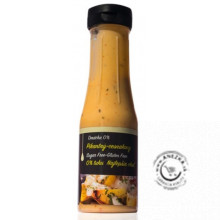 Pikantný cesnakový dressing 350ml, SuperSlim