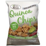 Quinoa čipsy EAT REAL - chilli & limetka 30 g