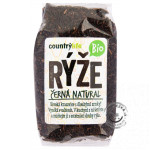 Ryža čierna natural BIO 500g, Country Life