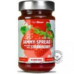 Džem - Jammy Spread - jahoda 220g, GymBeam EXP 12/12/2019