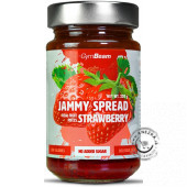 Džem - Jammy Spread - jahoda 220g, GymBeam