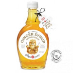BIO Zázvorový sirup – sladidlo 237ml, Ginger Party